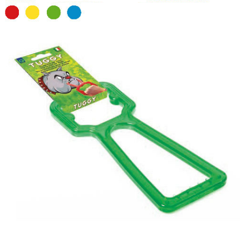 Hračka pro psy TUGGY 27,5 x 10,5cm SIERA - Plast