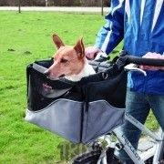 Trixie Přepravka Front Box na kolo na řídítka 41x26x26cm TRIXIE