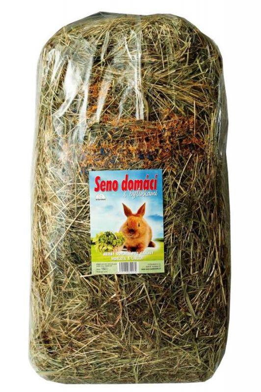 Seno domácí s bylinkami 150l JLP product