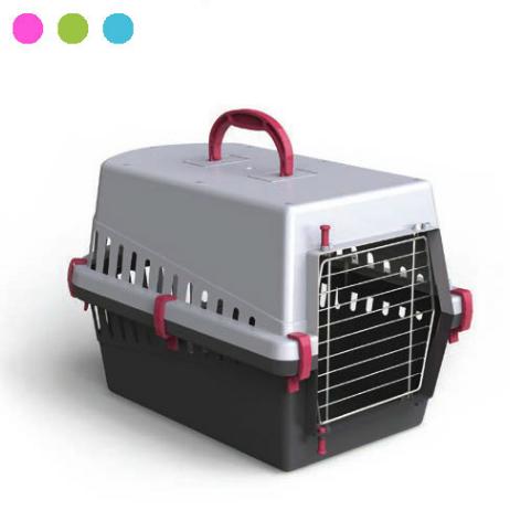 Transportní box TRANSPORTINO METAL 50x33x32cm SIERA - Plast