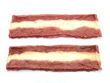 Filet z kachního masa a buvolí kůže 250g