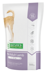 Nature's Protection Dog Mini Adult Lamb 500g
