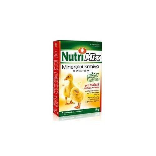 Nutri Mix pro drůbež výkrm a odchov plv 1kg NutriMix