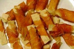 Plátky z tresky obalené kuřecím masem 250g