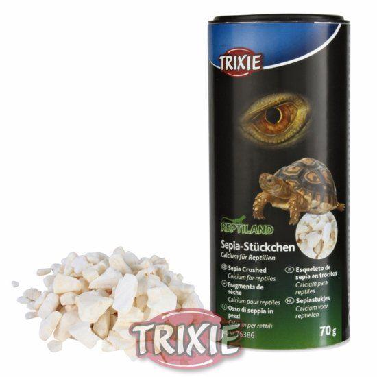 Trixie Drcená sepiová kost pro plazy 250 ml / 70g