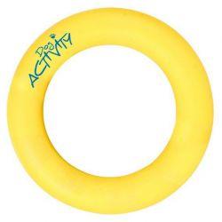 TRIXIE Plovoucí kruh Dog Activity tvrdá guma 17cm