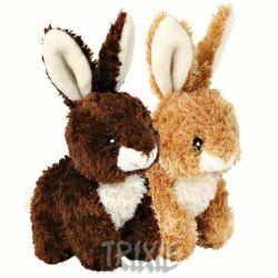 Plyšový králíček sedící 15 cm TRIXIE
