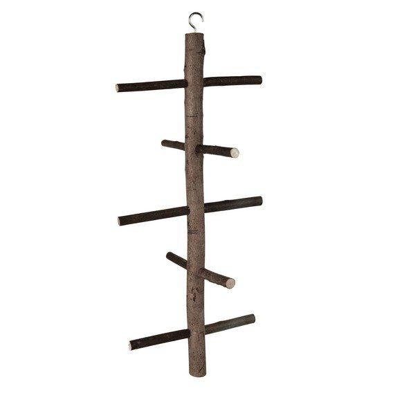 TRIXIE Dřevěná houpačka do voliéry 5 příček 47cm/18cm