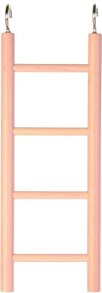 Trixie Dřevěný závěsný žebřík 4 příčky 20cm TRIXIE