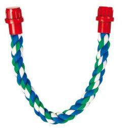 Houpačka bavlněné lano 37cm/16mm TRIXIE