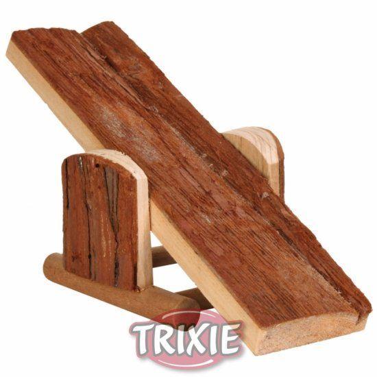 Trixie Houpačka pro křečky, přírodní 22x7x8cm TRIXIE