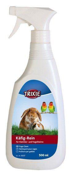 TRIXIE Kafig-Rein spray na čištění klecí 500ml