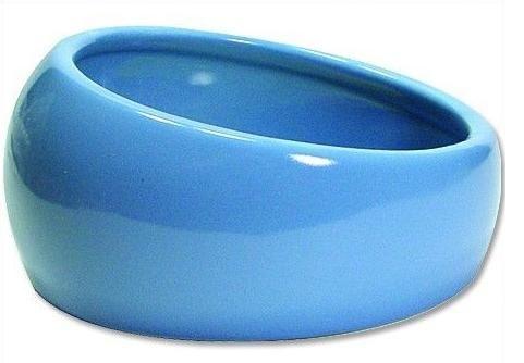 Miska LW ergonomická modrá L 420ml Hagen