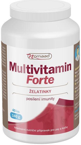 VITAR Veterinae Vitamin Forte 40 ks - expirace 5/2016