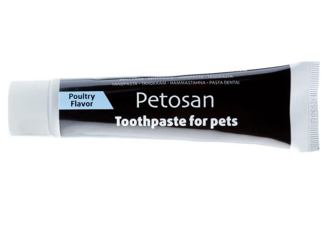 Petosan zubní pasta pro psy drůbeží 70g/50ml tuba