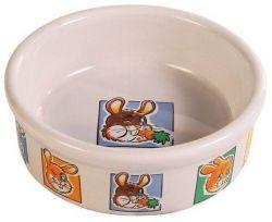 TRIXIE Porcelánová miska králík 300ml / 11cm