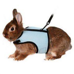TRIXIE Postroj VESTA s vodítkem pro králíka 25-32cm