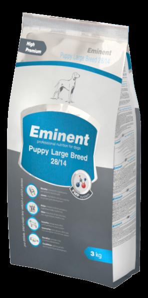 Eminent Dog Puppy Large Breed 3 kg