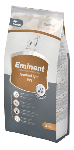 Eminent Dog Senior Light 3 kg