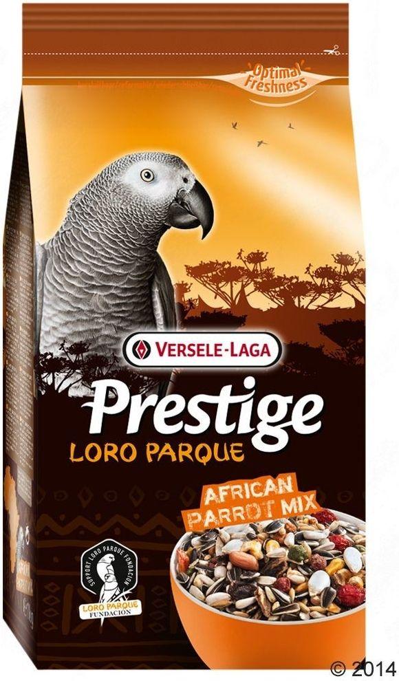 Krmivo Premium Prestige pro africké velké papoušky (1kg)