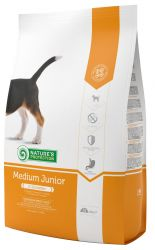 Nature's Protection Dog Medium Junior 500 g