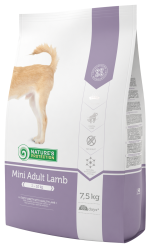 Nature's Protection Dog Mini Adult Lamb 7,5kg