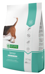 Nature's Protection Dog Senior 12kg + DOPRAVA ZDARMA