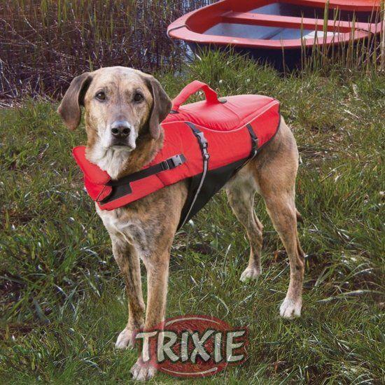Trixie TR Záchranná vesta M, 45-72/44cm do 30kg