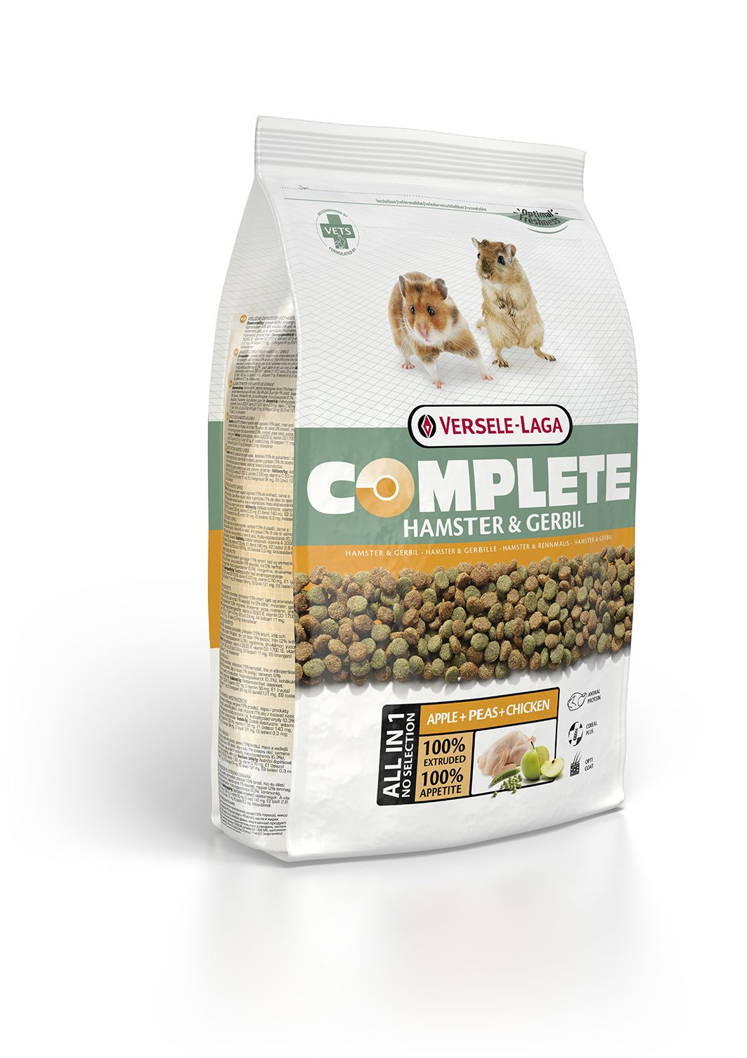 Versele-Laga Complete krmivo pro křečky a pískomily 2 kg