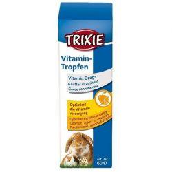 TRIXIE Vitaminové kapky pro hlodavce 15ml