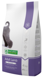 Nature's Protection Dog Adult Lamb 4kg