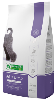 Natures Protection Dog Adult Lamb 4kg Nature´s Protection