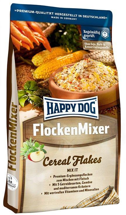 Happy Dog Flocken Mixer směs vloček 10kg