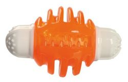 TRIXIE Míček rachtací, s kulatými bodly termoplast.guma/plast 12cm