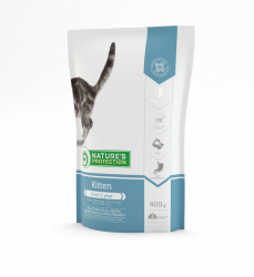 Nature's Protection Cat Kitten 400 g