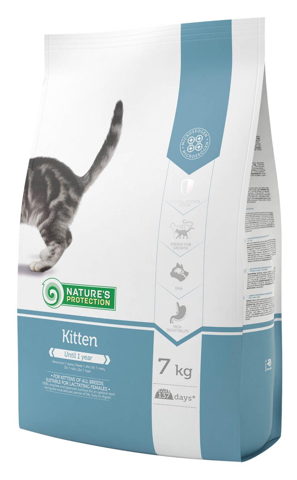krmivo pro koťata