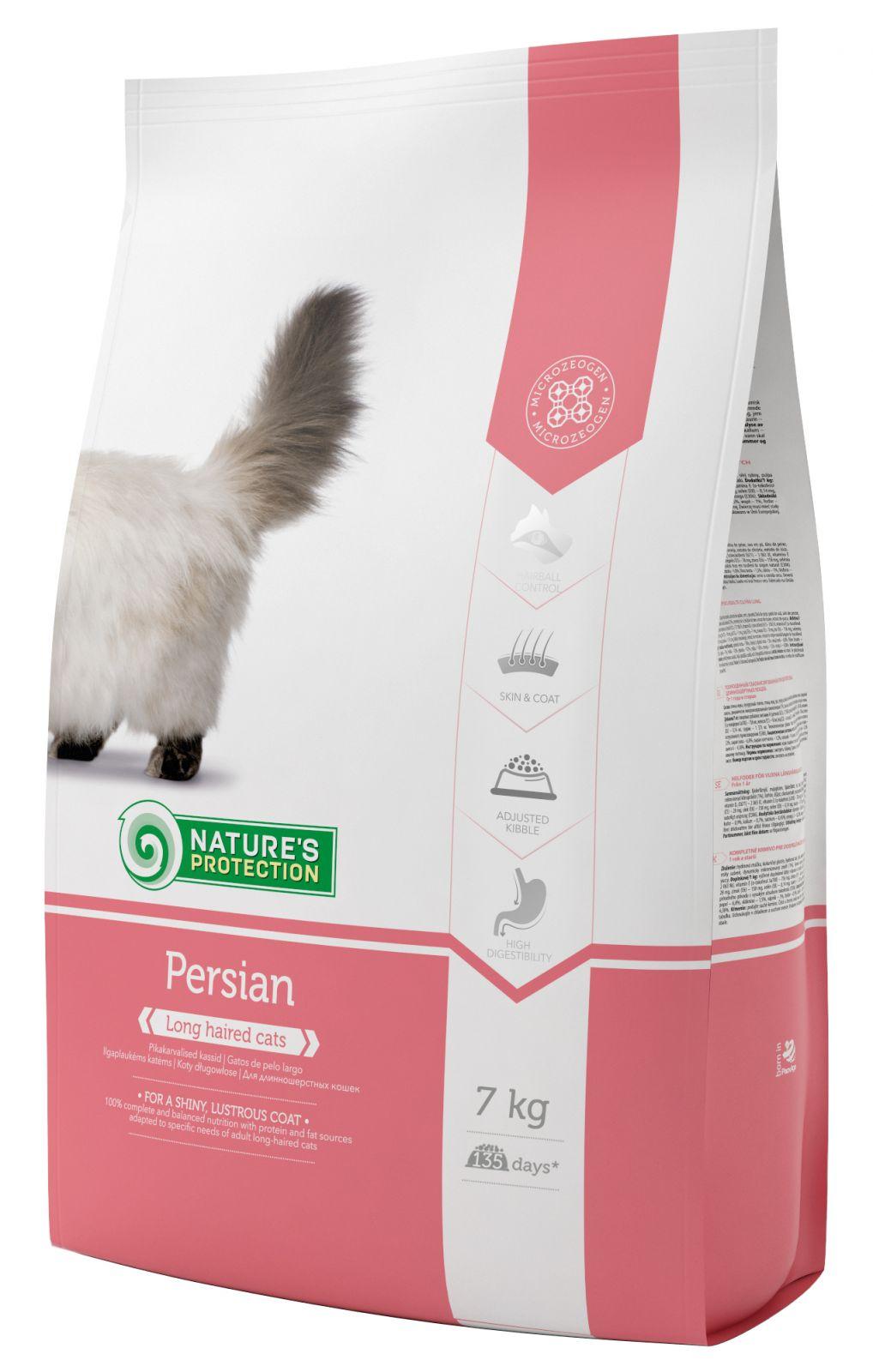 krmivo pro perské kočky