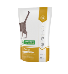 Nature's Protection Cat Senior 400 g