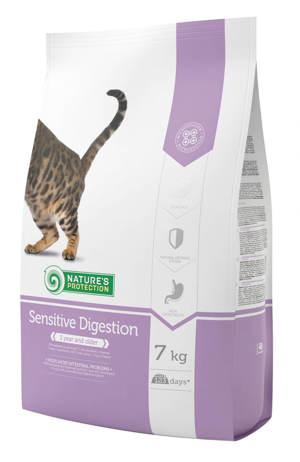 krmivo pro citlivé kočky