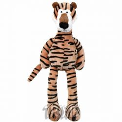 TRIXIE Plyšový tygr se zvukem 48cm