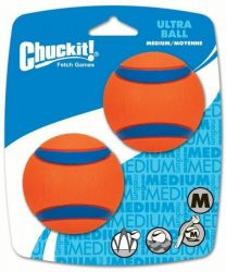 Míčky Ultra Ball Medium 6,5cm - 2 na kartě