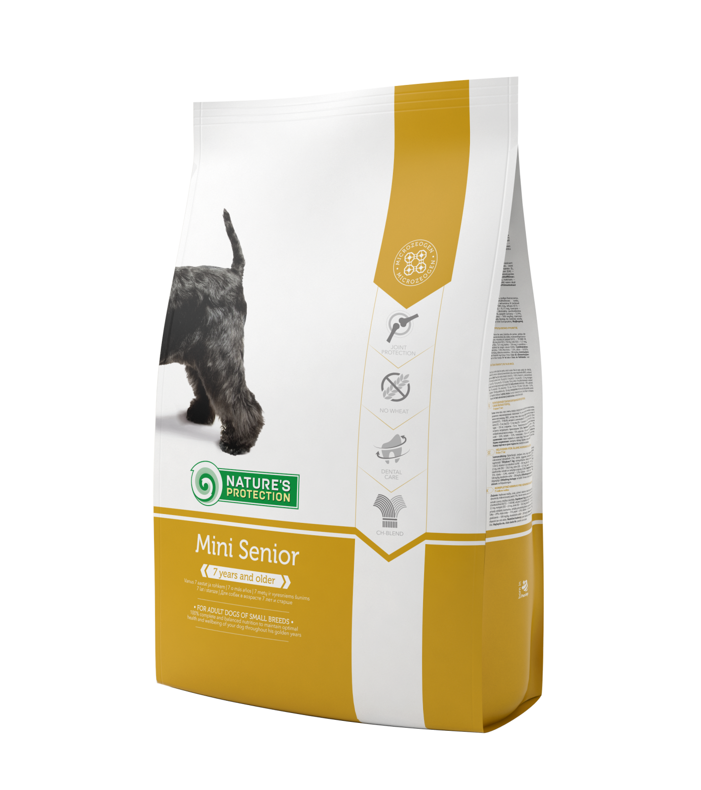 Natures Protection Dog Mini Senior 7,5kg Nature´s Protection