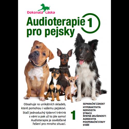 Audioterapie pro psy CD1 Dokonalá Láska