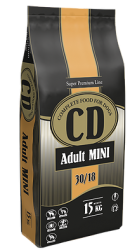Delikan CD Dog Adult Mini 15 kg