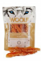 WOOLF pochoutka chicken bars 100g