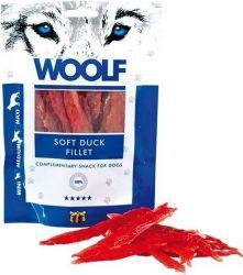WOOLF pochoutka soft duck jerky 100g