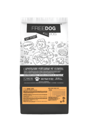 FREEDOG Junior Medium 4kg