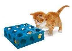 Hračka pro kočky TRICKY 8 x 25 x 25cm