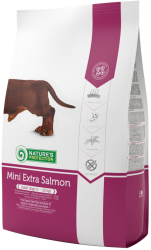 Nature's Protection Dog Mini Extra Salmon 2kg