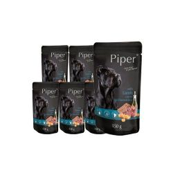 Piper with Lamb, Carrot and Brown Rice 150g
